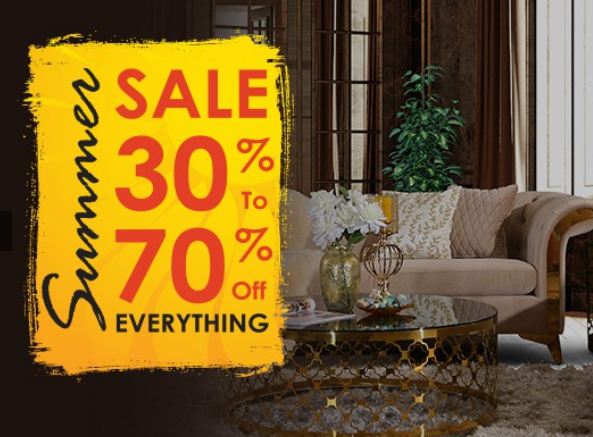 Pan Emirates - Summer Sale. 30% to 70% Off everything
