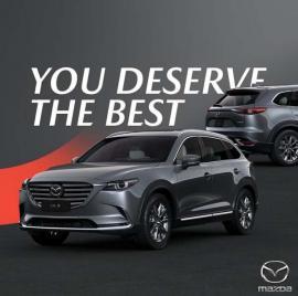 Mazda offer