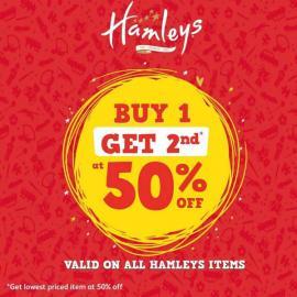 Hamleys offer