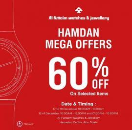 Al-Futtaim Watches & Jewellery offer