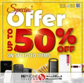 HiPhone Telecom offer