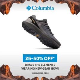 Columbia offer