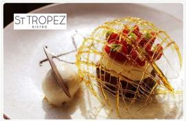 St. Tropez Bistro offer
