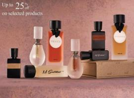 M Sentiment Perfumes offer