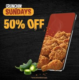 Texas Chicken offer