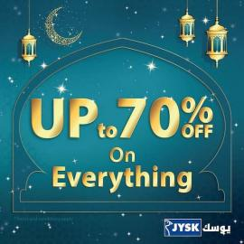 JYSK offer