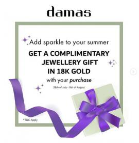 Damas Jewellery offer
