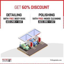 PitStopArabia.com offer