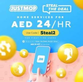 Justmop.com offer