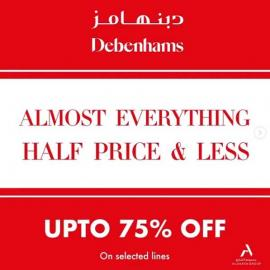 Debenhams offer