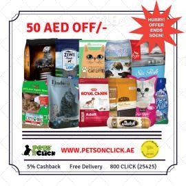 Pets on Click offer