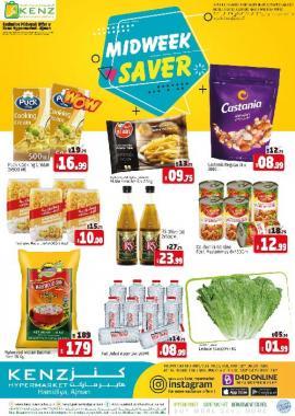 Kenz Hypermarket offer