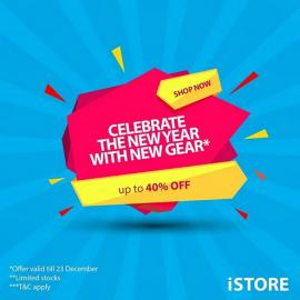 iSTORE offer