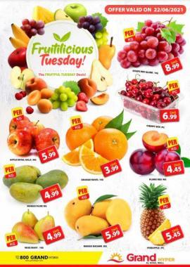 Grand Hypermarket offer