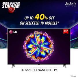 Jacky's Electronics offer