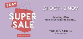 The Galleria offer