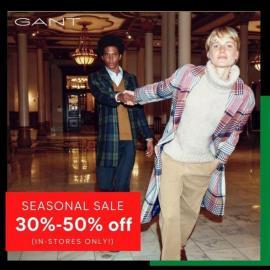 GANT offer