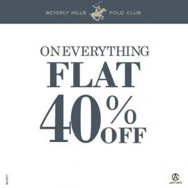 Beverly Hills Polo Club offer