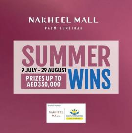 Nakheel Mall offer