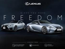 Lexus offer