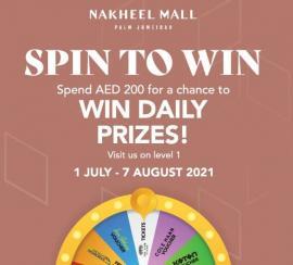 Nakheel Mall offer