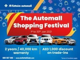 Al-Futtaim Automall offer