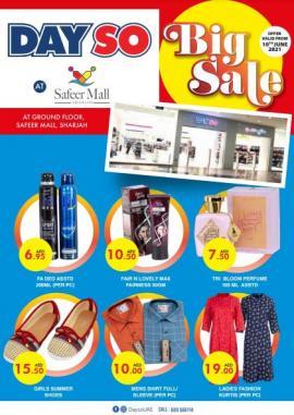 Safeer Mall Sharjah offer