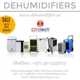 CtrlTech Dehumidifier offer