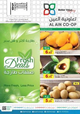 Al Ain Co-op Society offer