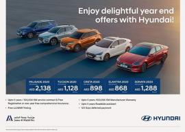 Hyundai offer