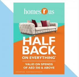 Homes r Us offer