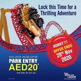 IMG Worlds of Adventure offer