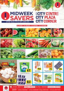 City Retail Hypermarket offer