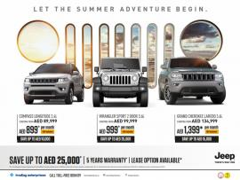Jeep offer