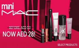 MAC Cosmetics offer