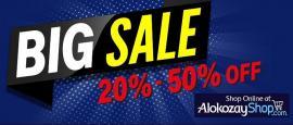 Alokozayshop.com offer