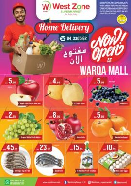New West Zone offer