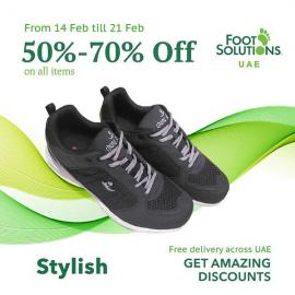 Foot Solutions offer