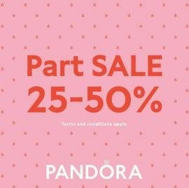 PANDORA offer
