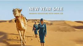 Oman Air offer