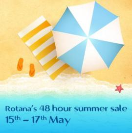 Rotana Hotels and Resorts offer