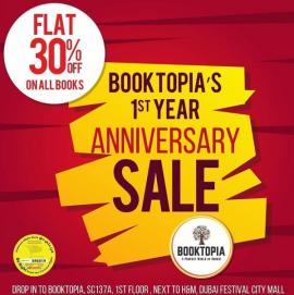 BOOKTOPIA offer