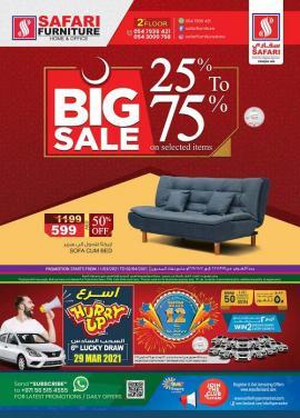 Safari Furniture offer