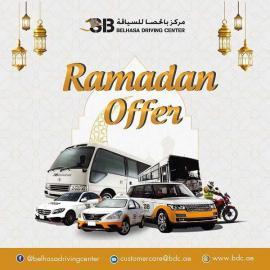 Belhasa Driving Center offer