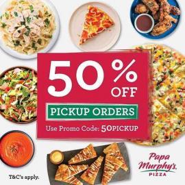 Papa Murphy's Pizza offer