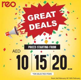 Reo offer
