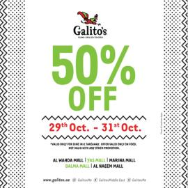 Galito's offer