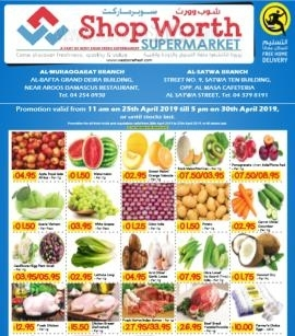 Shop Worth Supermarket offer