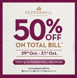 Peppermill offer