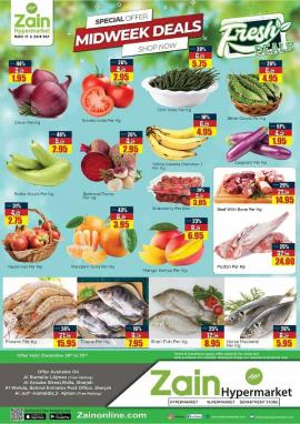Zain Hypermarket offer